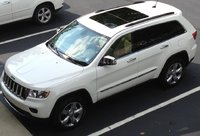 2012 Jeep Grand Cherokee Overland 4WD, 05/15/2012 purchase date, exterior, gallery_worthy
