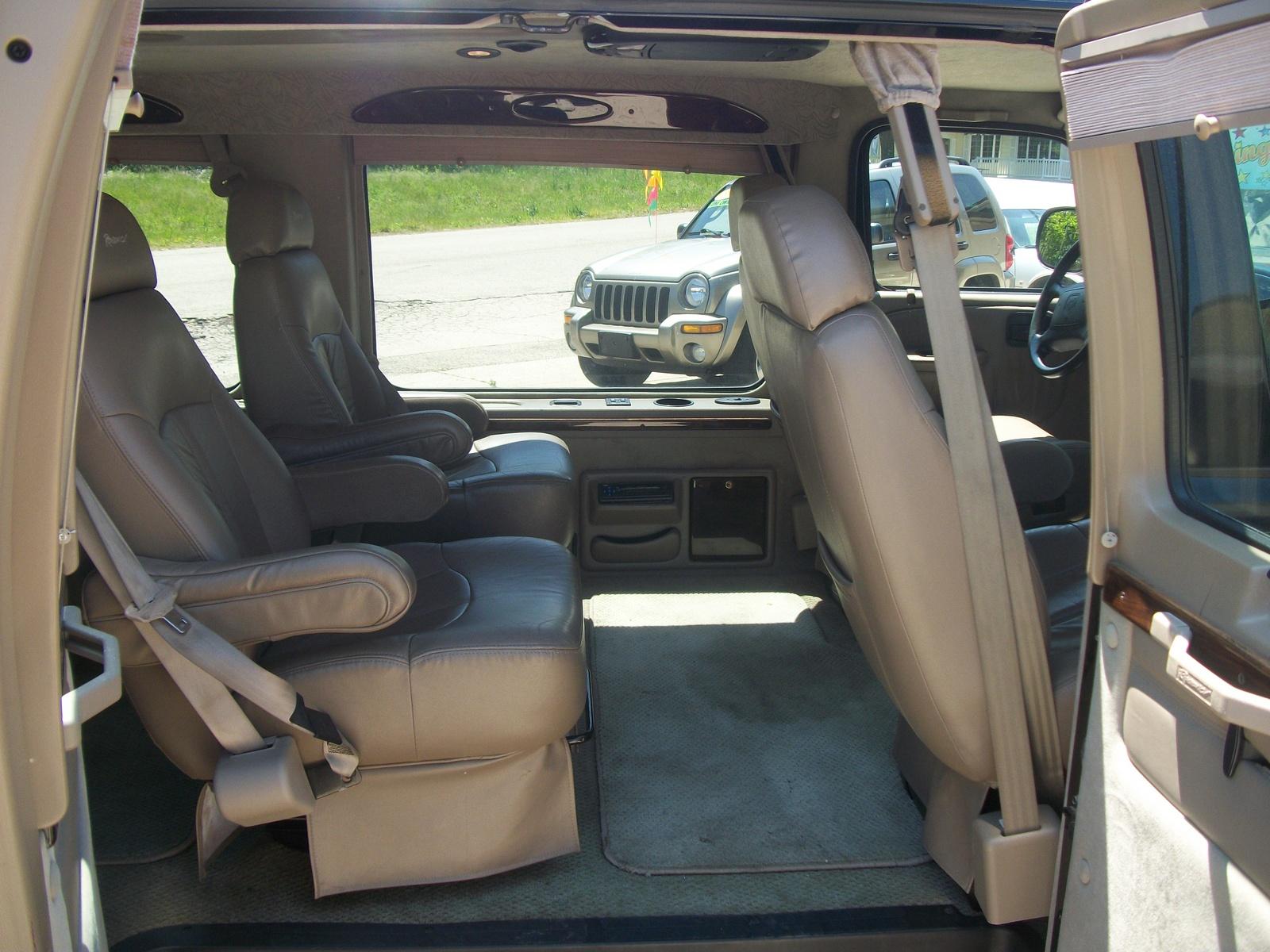 2002 Dodge Ram Wagon Interior Pictures Cargurus