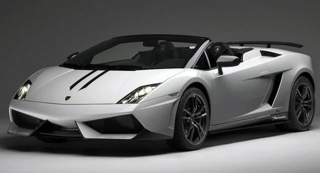 Picture of 2012 Lamborghini Gallardo LP 570-4 Performante Spyder AWD, exterior, gallery_worthy