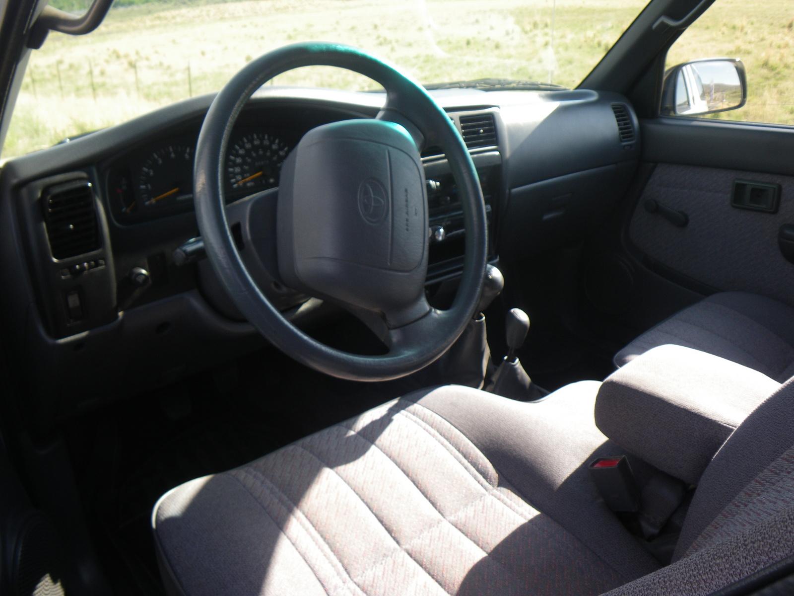 1995 Toyota Tacoma Pictures Cargurus