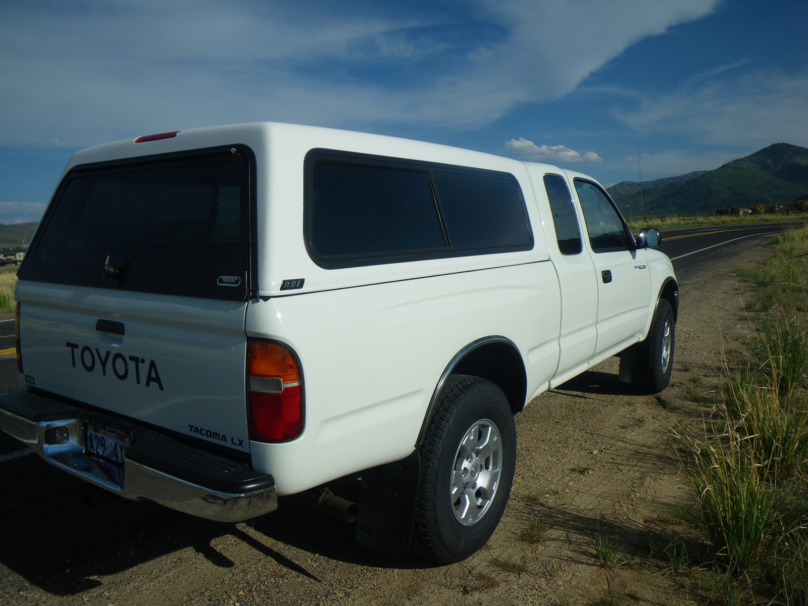 1998 Toyota Tacoma 2 Dr Std Standard Cab Sb Picture Exterior | Apps ...