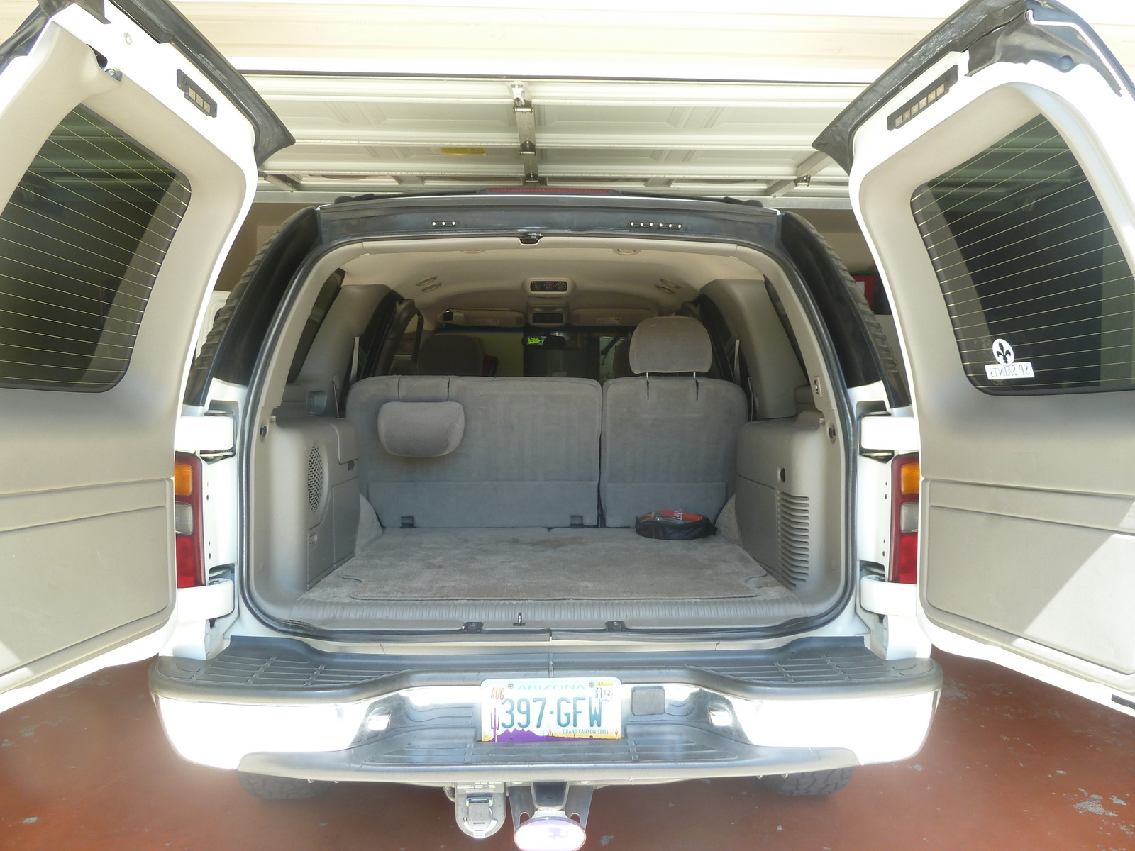 2012 Used Chevrolet Suburban 4wd 4dr 1500 Ltz At Terry