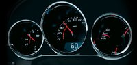 2012 Cadillac CTS-V, Instrument gages. , interior, manufacturer