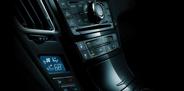 2012 Cadillac CTS-V, Controls. , interior, manufacturer