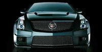 2012 Cadillac CTS-V, Front View. , exterior, manufacturer