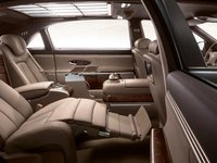 2012 Maybach 62, Back Seat copyright AOL Autos. , interior, manufacturer