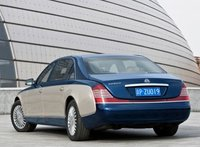 2012 Maybach 62, Back quarter view copyright AOL Autos., exterior, manufacturer