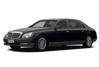 2012 Maybach 62, Front quarter view copyright AOL Autos. , exterior, manufacturer