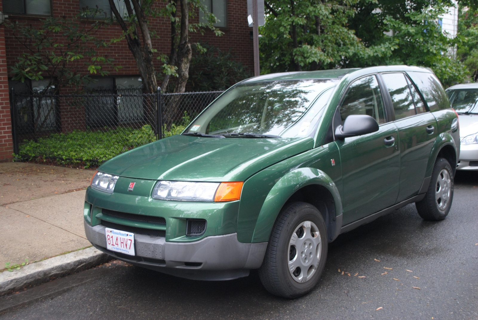2003 Saturn VUE Pictures C3450 on hyundai santa fe light