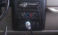 Picture of 2006 Jeep Wrangler Sport, interior