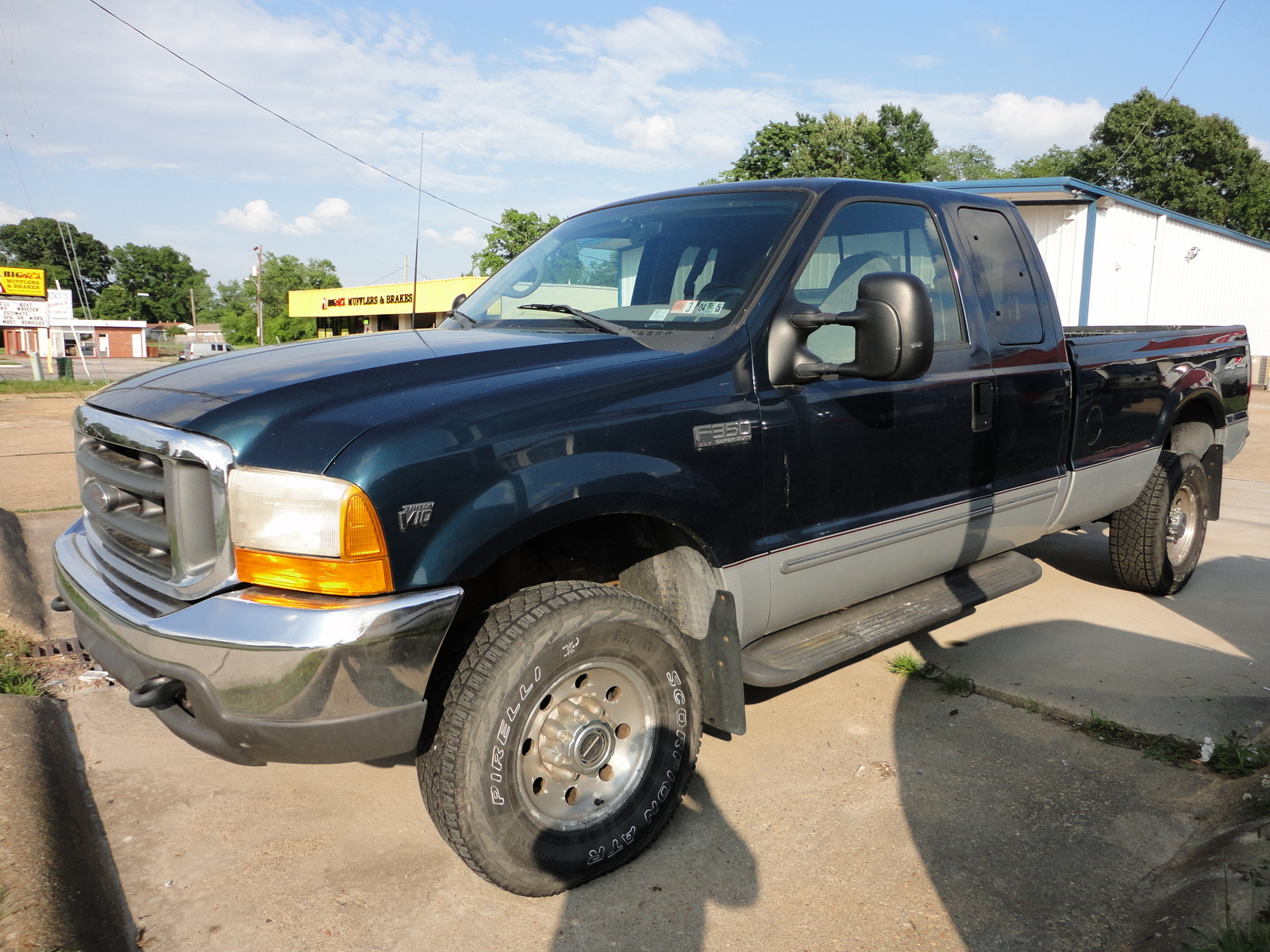 Picture of 1997 Ford F-350 2 Dr XL Extended Cab LB
