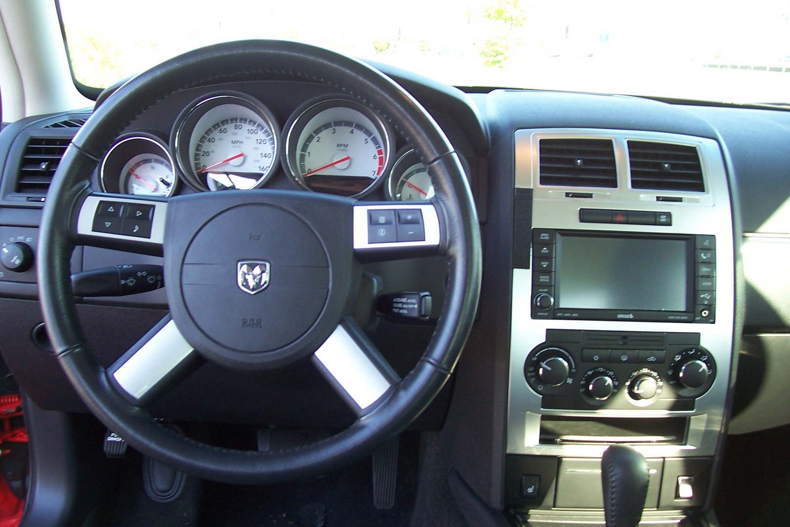 2008 Dodge Charger Interior Pictures Cargurus
