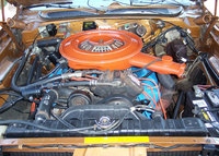 1974 Dodge Charger picture, engine