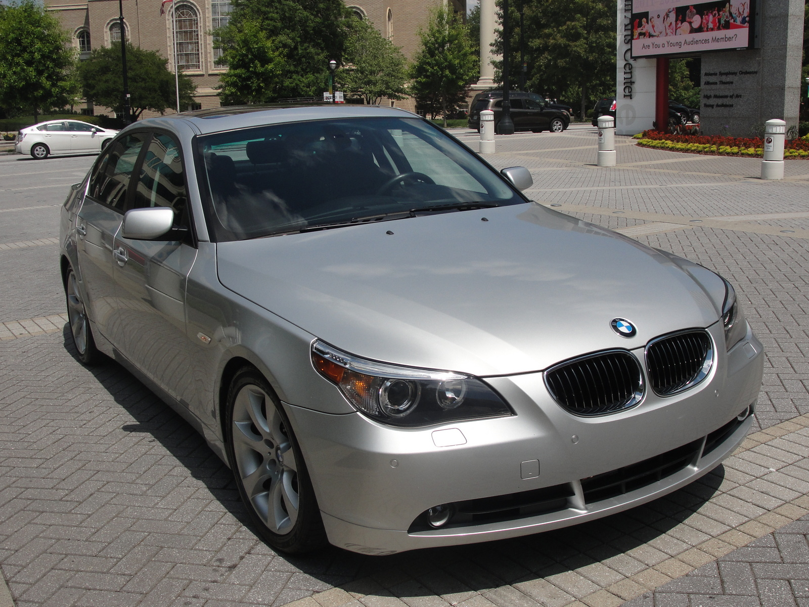 2007 Bmw 5 Series Pictures Cargurus