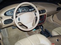 Picture of 2000 Chrysler Cirrus 4 Dr LXi Sedan, interior