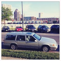 1997 Volvo 960 Wagon, 97 Volvo 965, exterior
