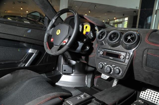 2009 Ferrari 430 Scuderia Interior Pictures Cargurus