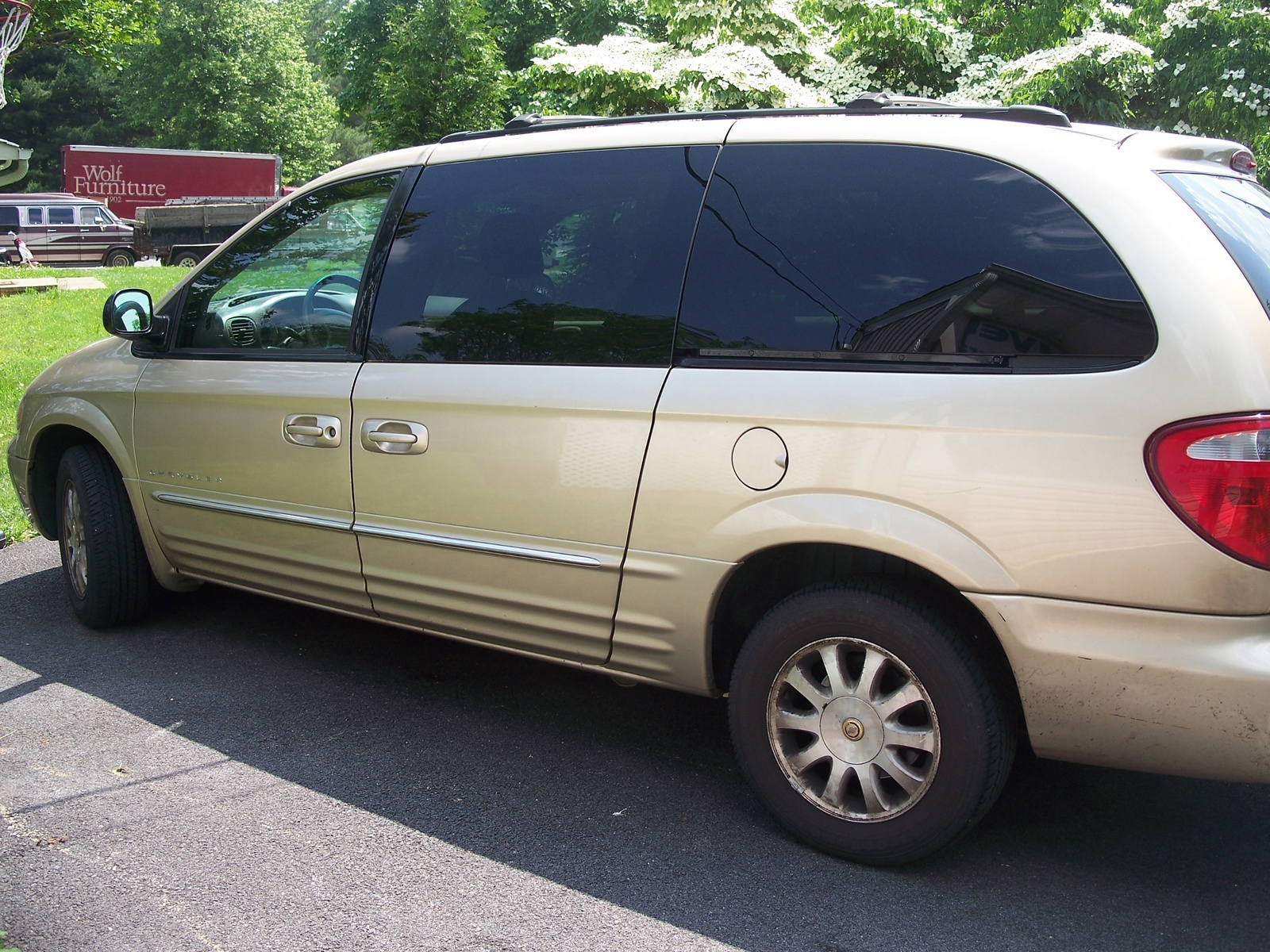 2001 chrysler town country exterior pictures cargurus. Cars Review. Best American Auto & Cars Review