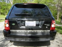 Picture of 2008 Land Rover Range Rover Sport HSE, exterior, gallery_worthy