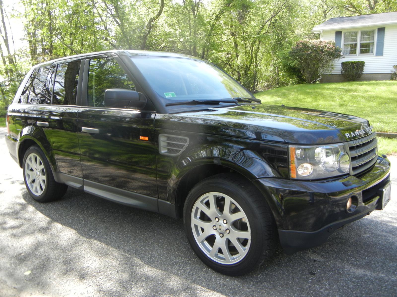 2008 land rover range rover sport exterior pictures cargurus. Black Bedroom Furniture Sets. Home Design Ideas