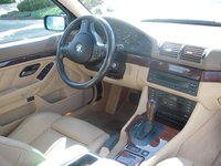 Picture of 2002 BMW 5 Series 540i Wagon, interior