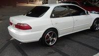 1999 Honda Accord LX, 1999 Honda Accord 4 Dr LX Sedan picture, exterior