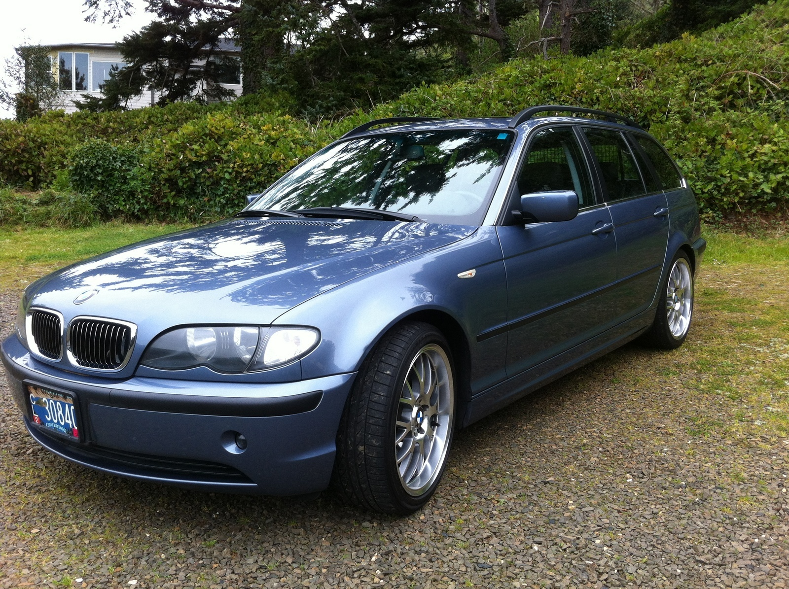 BMW 3 Series Questions  I just bought 330 it has 89000 miles