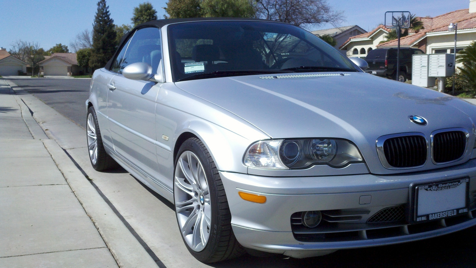 BMW 3 Series Questions - I just bought 330, it has 89,000 miles and