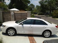 Picture of 2009 Lincoln MKZ Base, exterior, gallery_worthy