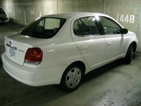 2005 Toyota ECHO 4 Dr STD Sedan picture, exterior