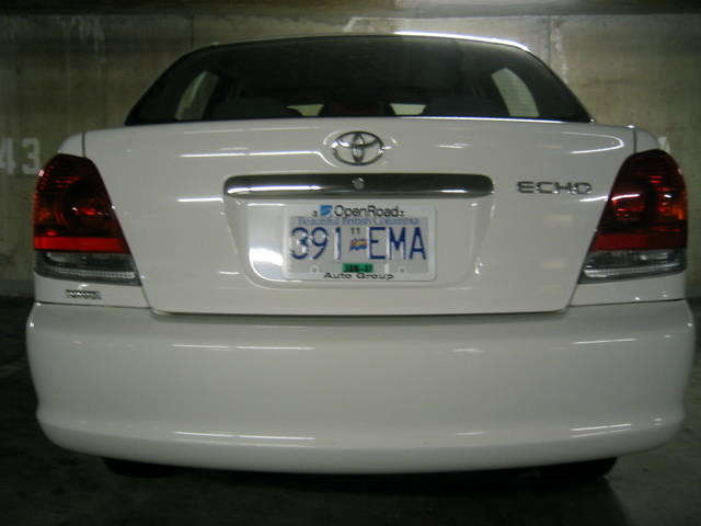 Picture of 2005 Toyota ECHO 4 Dr STD Sedan, exterior