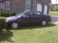 1998 Honda Accord EX V6, Picture of 1998 Honda Accord 4 Dr EX V6 Sedan, exterior