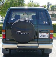 Picture of 1992 Isuzu Trooper 4 Dr LS 4WD SUV, exterior