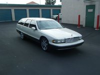 1993 Chevrolet Caprice Base Wagon, Picture of 1993 Chevrolet Caprice 4 Dr STD Wagon, exterior