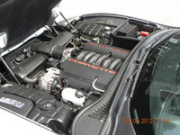 Picture of 2004 Chevrolet Corvette Convertible RWD, engine, gallery_worthy