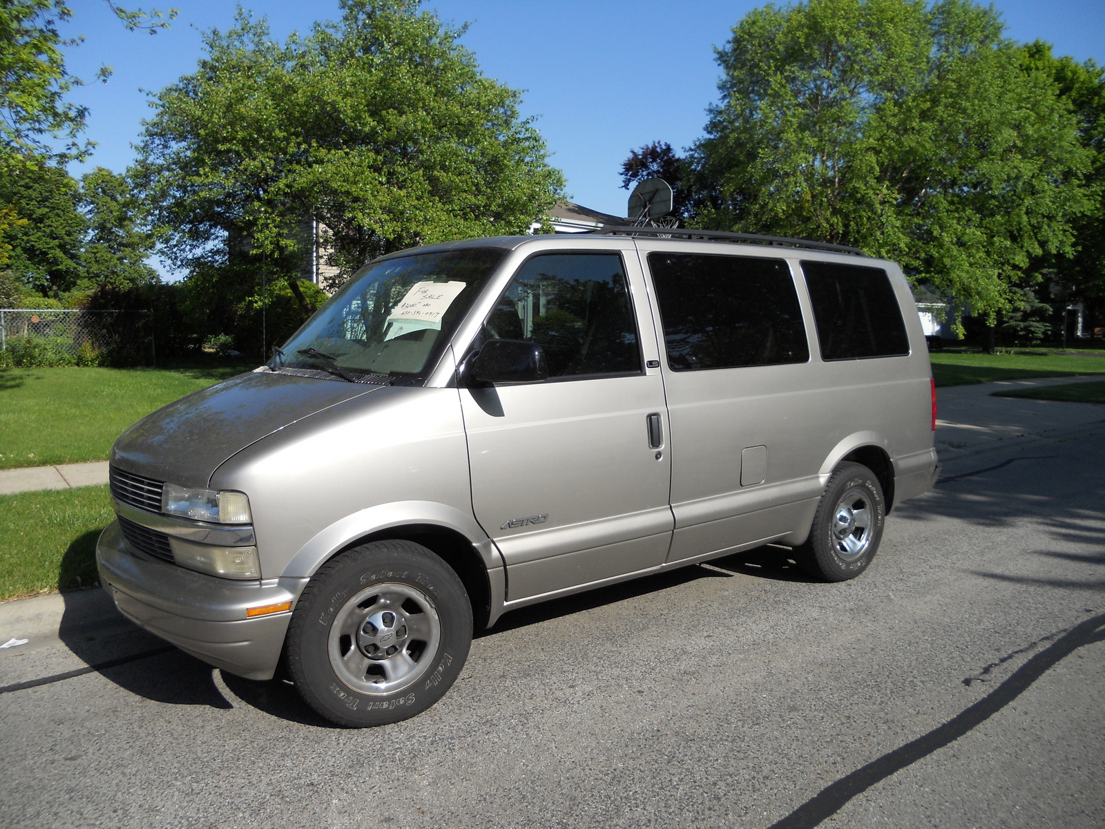 Picture of 2002 Chevrolet Astro LS Passenger Van Extended, exterior
