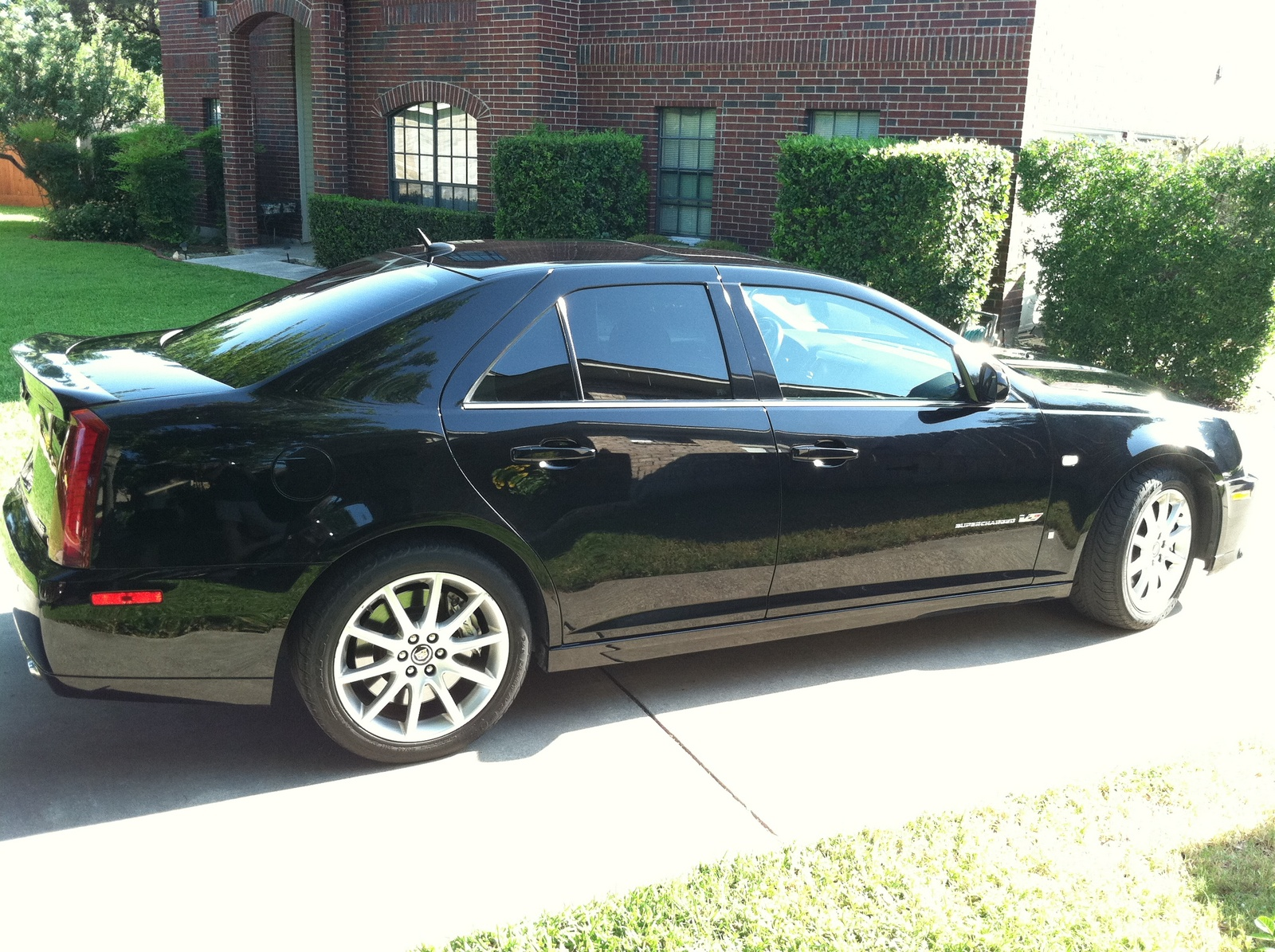 picture of 2006 cadillac sts v 4dr sedan exterior. Cars Review. Best American Auto & Cars Review