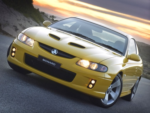 Picture of 2005 Holden Monaro