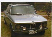 1974 BMW 2002, 1974 silver blue BMW 2002 tii. 2 litre SOHC 4 cylinder mechanically fuel injected engine. Engine rebuilt, balanced, Waggot camshaft. Fitted with 5 speed gearbox from later BMW model, fr...
