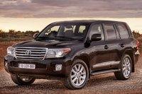 Picture of 2013 Toyota Land Cruiser, exterior, gallery_worthy