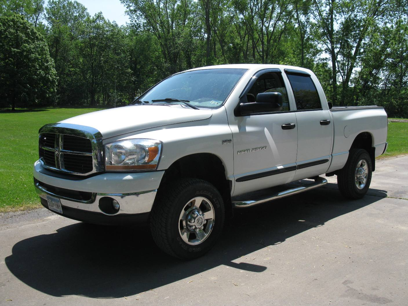 picture of 2006 dodge ram pickup 2500 slt 4dr quad cab 4wd sb. Black Bedroom Furniture Sets. Home Design Ideas