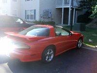 1998 Pontiac Firebird Trans Am picture, exterior