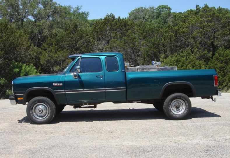 1991 Dodge Ram 150 Overview Cargurus