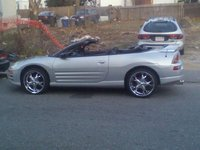 Picture of 2003 Mitsubishi Eclipse Spyder GT Spyder, exterior, gallery_worthy
