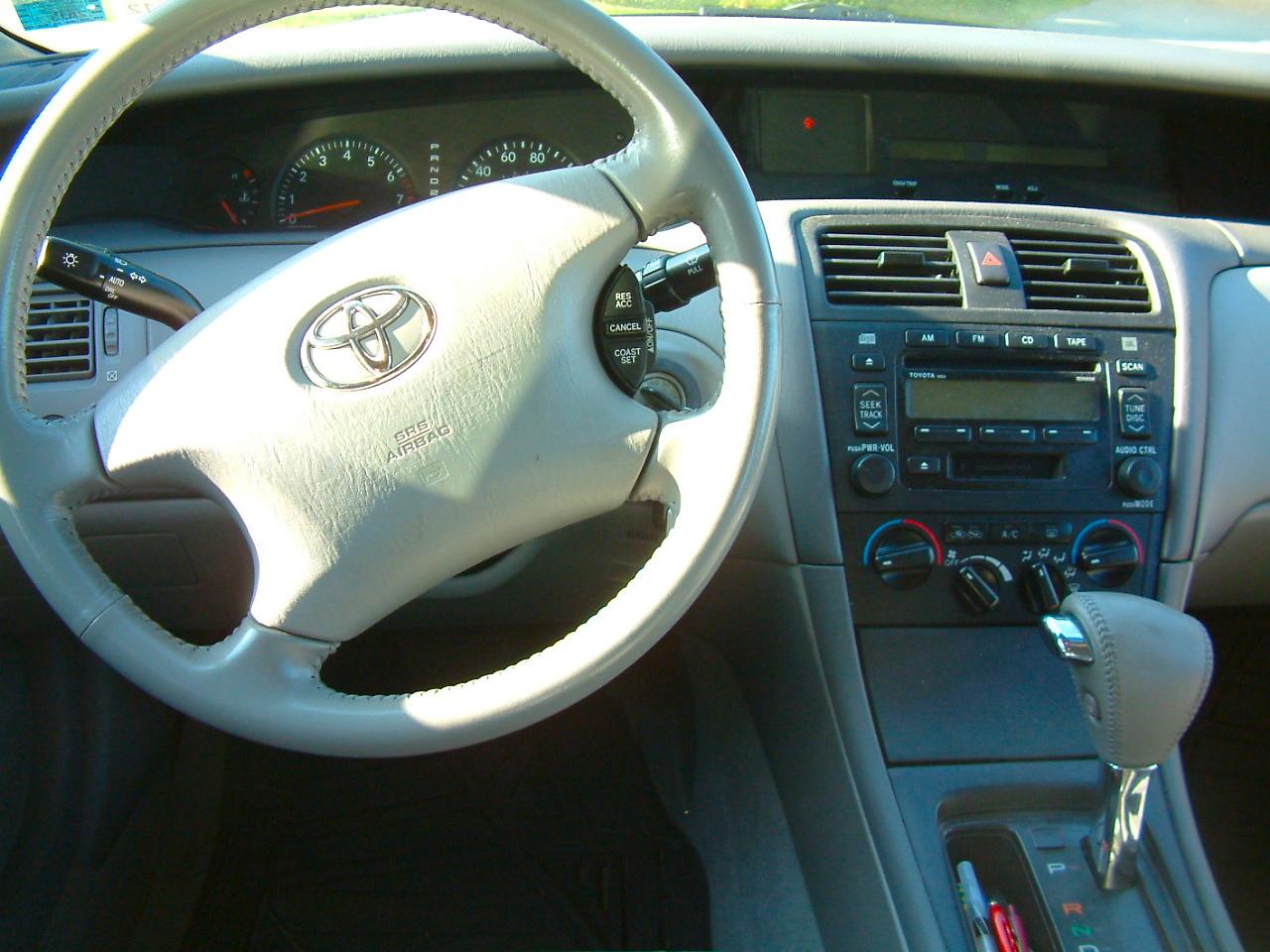 1999 Toyota Avalon Xls Automotive News