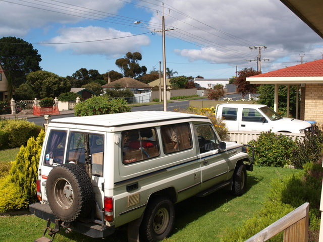 Picture of 1987 Toyota Land Cruiser