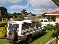 1987 Toyota Land Cruiser Overview