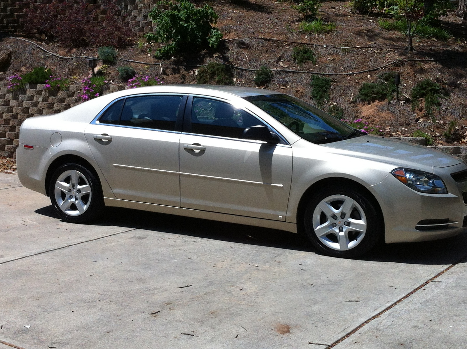 2008 Chevy Malibu Used Picture of 2009 Chevrolet Malibu LS, exterior
