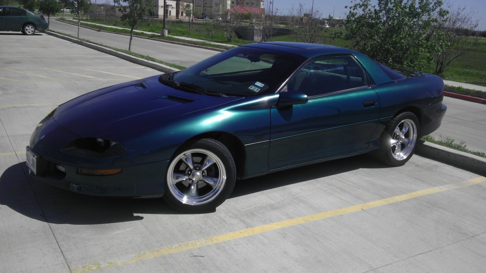 Camaro 1997 chevrolet camaro coupe : Chevrolet Camaro Questions - Is mine a true 30th anniversary rs ...