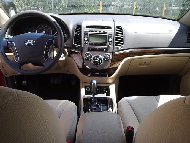 2011 Hyundai Santa Fe Interior Pictures Cargurus